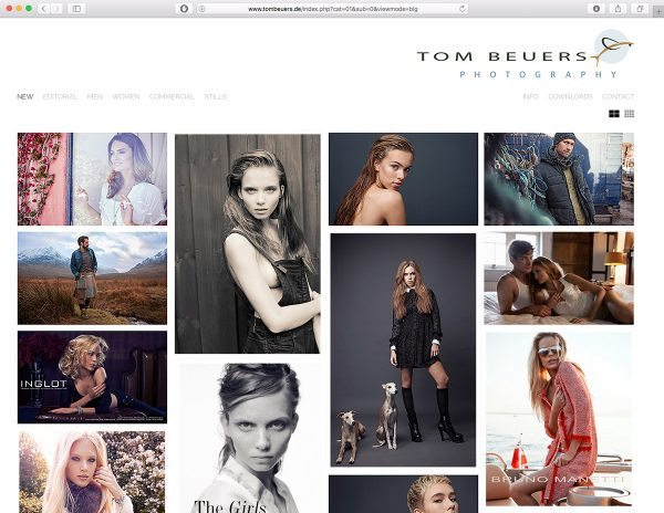 Tom Beuers - Home